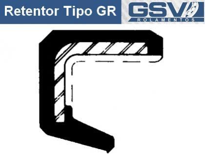 Retentor Tipo GR